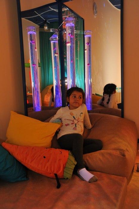 Сенсорная комната в Питере