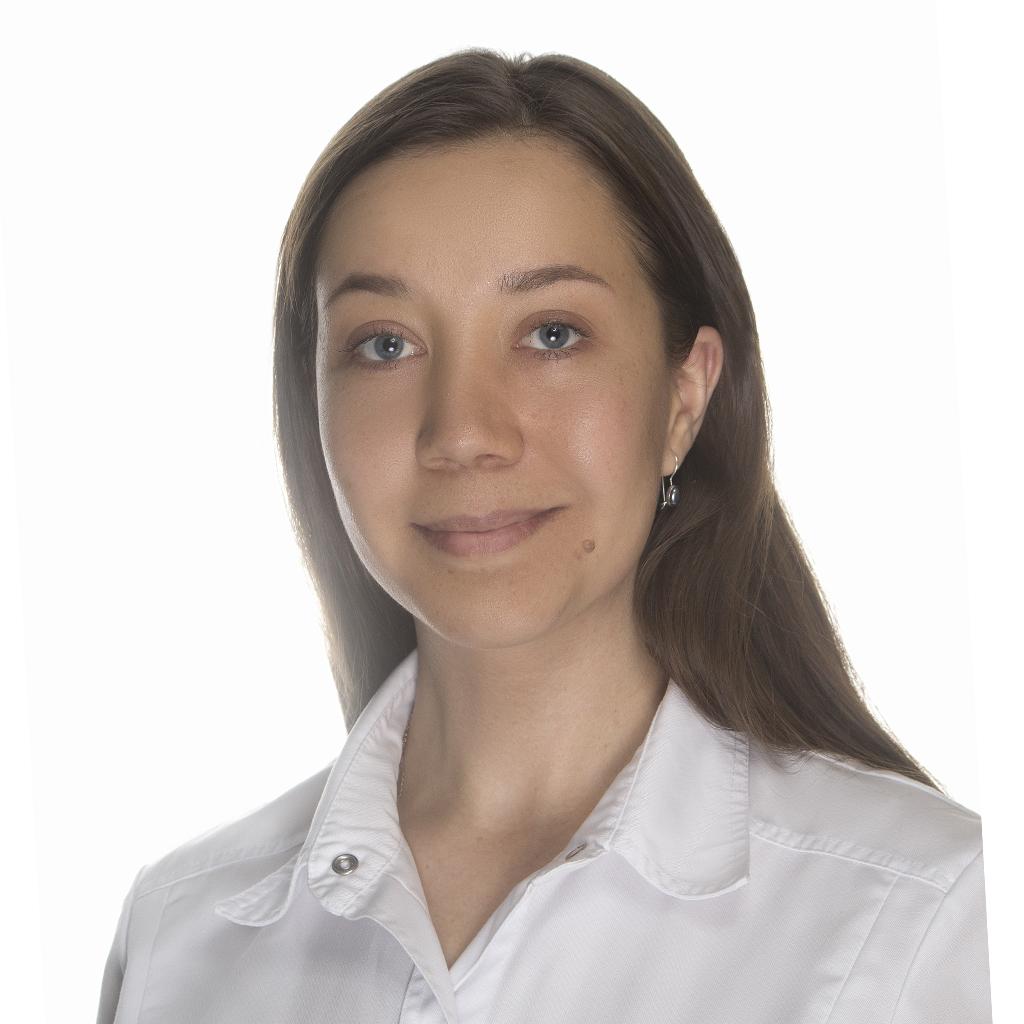 Деменьшина Дарья Александровна