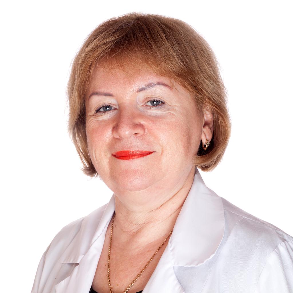 Солощенко Любовь Ивановна